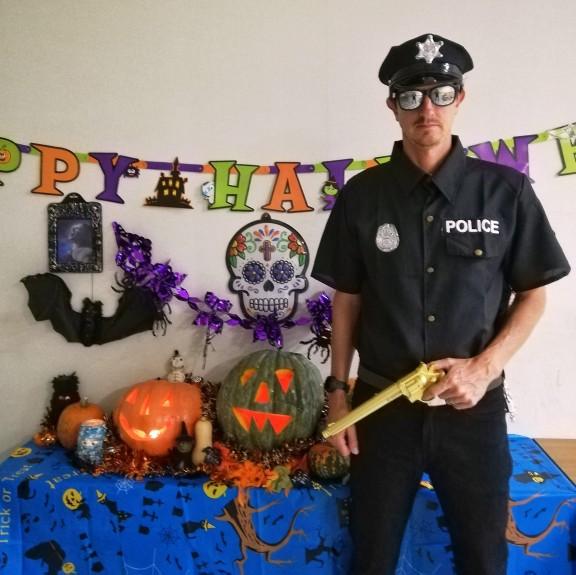 Police officer Brett