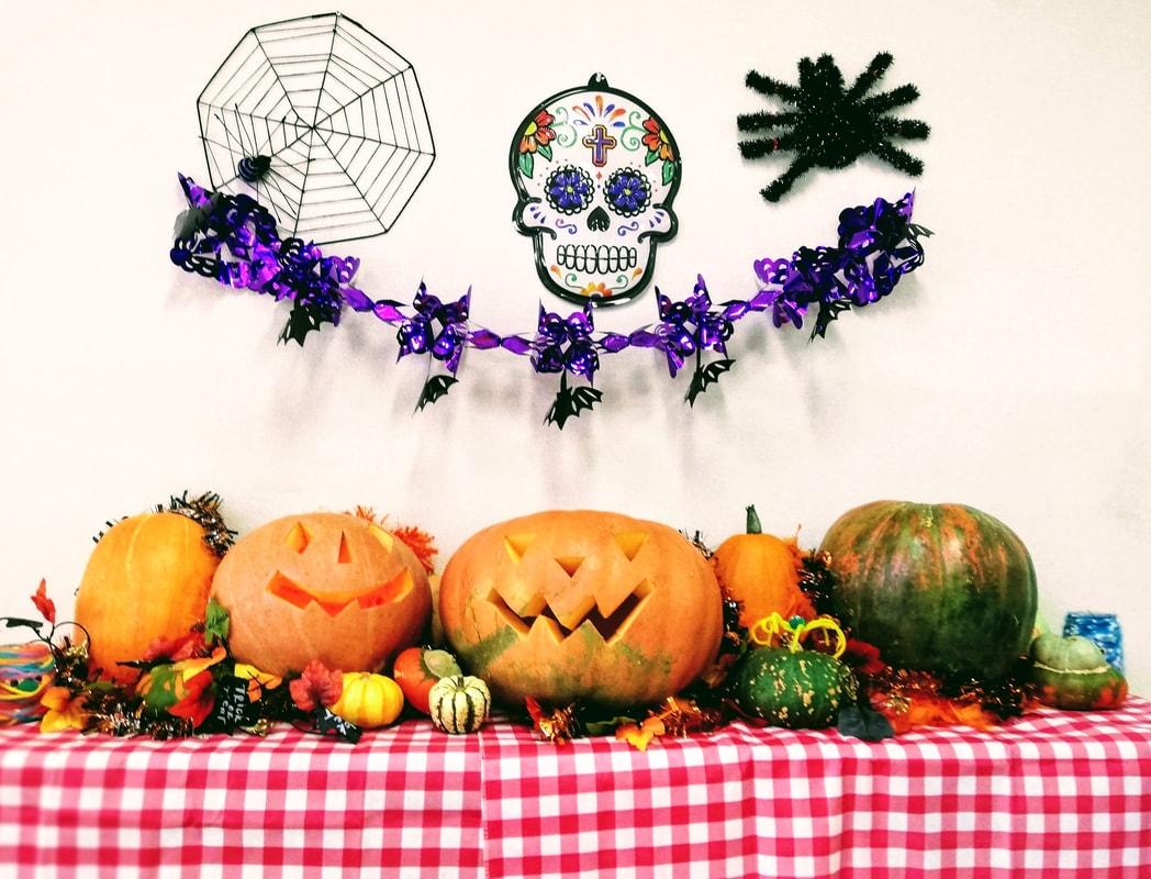Happy Hallowen 2018! 宮崎英会話 Halloween Party