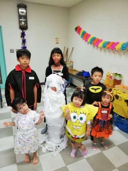 宮崎居室ハロウィンパーティー