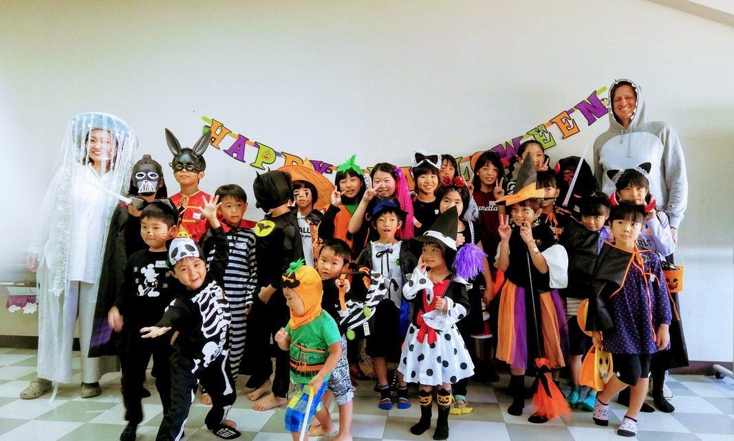 別の素晴らしいアメリカのハロウィーンパーティー